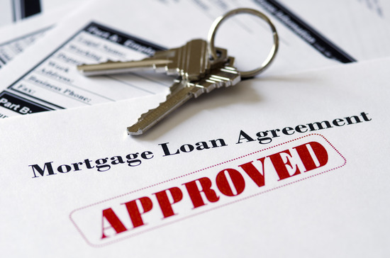 Real Estate Mortgage Approved Loan